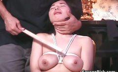 Tied real asian Beauty 3 Melody