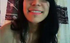 My Lttle latina on webcam 2