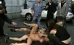 Bondage Slut Slave Extreme Punishment