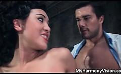 Attractive asian chick Jayden Lee